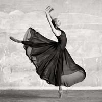 Ballerina Dancing (detail) Fine-Art Print