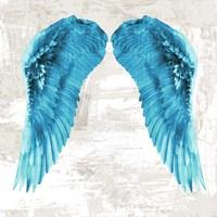 Angel Wings II Fine-Art Print