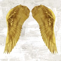 Angel Wings IV Fine-Art Print