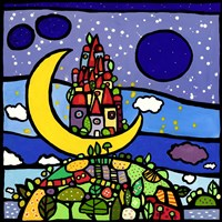 Sogno Lunare Fine-Art Print