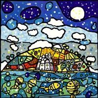 Isola dei Sogni Fine-Art Print