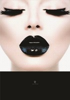 Black Lips Fine-Art Print