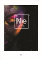 Neon Element Fine-Art Print