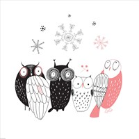 Owl IV Fine-Art Print