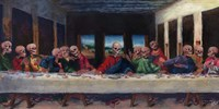 The Very Last Supper Fine-Art Print