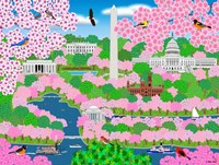 Dream Of Washington DC Fine-Art Print