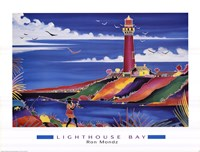 Lighthouse Bay Fine-Art Print