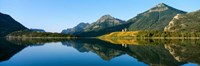 Prince of Wales Hotel in Waterton Lakes National Park, Alberta, Canada Fine-Art Print
