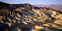 Zabriskie Point, Death Valley, California Fine-Art Print