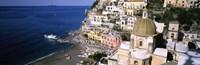 Positano, Amalfi Coast, Salerno, Campania, Italy Fine-Art Print