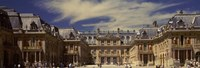 Facade of Chateau de Versailles, Versailles, France Fine-Art Print