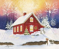 Christmas Eve Magic Fine-Art Print