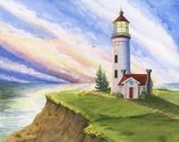 Lighthouse Dreams Fine-Art Print