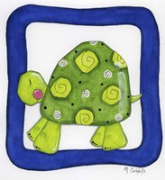 Favorite Pets Turtle Fine-Art Print