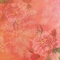 Peach Roses Fine-Art Print