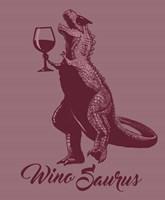 WinoSaurus Fine-Art Print