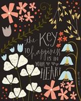 Key to Happiness Fine-Art Print