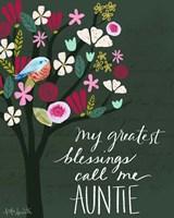 Auntie Fine-Art Print