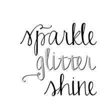 Sparkle, Glitter, Shine Fine-Art Print