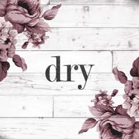Dry Fine-Art Print