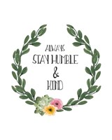Humble & Kind Fine-Art Print