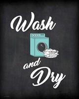 Wash & Dry Fine-Art Print