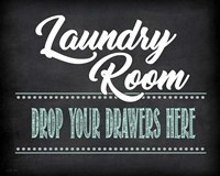 Drop Your Drawers Fine-Art Print