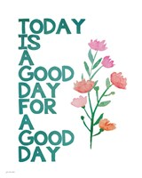A Good Day Fine-Art Print