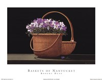 Baskets of Nantucket Fine-Art Print