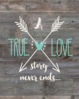 True Love Story Fine-Art Print