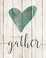 Gather - Heart Fine-Art Print