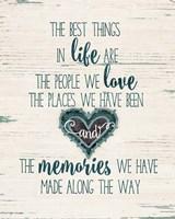 Life, Love, Memories Fine-Art Print
