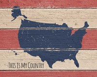 This is My Country Fine-Art Print