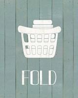 Wash House Fold Fine-Art Print