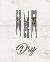 Barnwood Dry Fine-Art Print