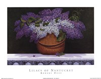 Lilacs of Nantucket Fine-Art Print