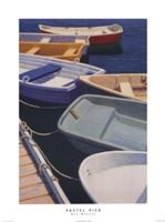 Pastel Pier Fine-Art Print
