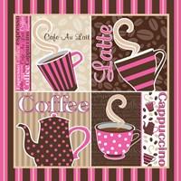 Cafe Au Lait Cocoa Punch XIII Fine-Art Print
