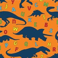 Dinopolooza IV Fine-Art Print