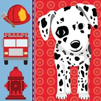 Fire Emergency XI Fine-Art Print