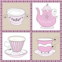Tea Time II Fine-Art Print