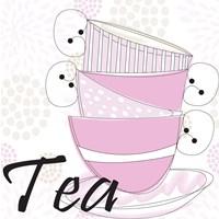 Tea Time V Fine-Art Print
