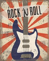 Rock 'n Roll Fine-Art Print