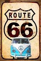 Route 66 Van Fine-Art Print