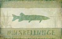 Muskellunge Fine-Art Print