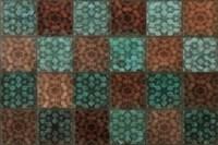 Mosaic Tiles I Fine-Art Print