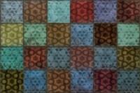 Mosaic Tiles II Fine-Art Print