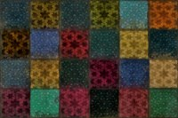 Mosaic Tiles III Fine-Art Print