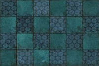 Mosaic Tiles IV Fine-Art Print
