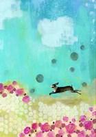 Vertical Brown Bunny Fine-Art Print